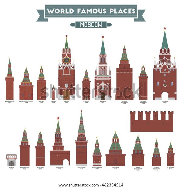 Tower of the Moscow Kremlin, fortified complex at the heart of Moscow