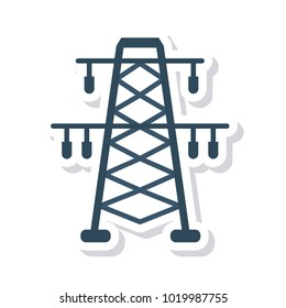 tower supply electricity