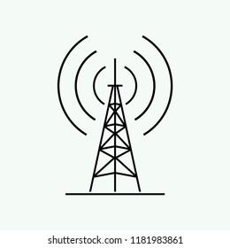 tower transmitter icon