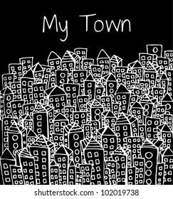 Town Doodle