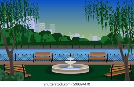 town park
