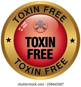 toxin free icon