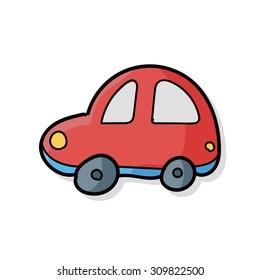 toy car doodle