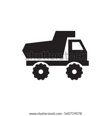 Toy Car Icon Illustration Isolated Vector Stock Vector Royalty Free
