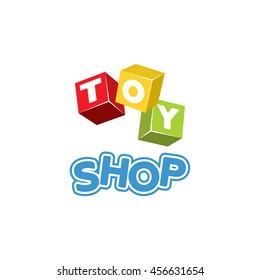 Toy shop logo.