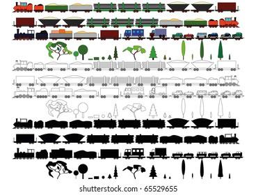 Toys steam locomotives 2