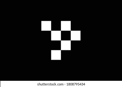 TP letter logo design on luxury background. PT monogram initials letter logo concept. TP icon design. PT elegant and Professional white color letter icon design on black background. T P TP PT