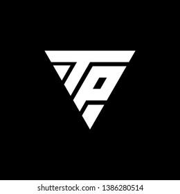 TP logo concept, ward logo