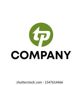 TP logo vector design template sign