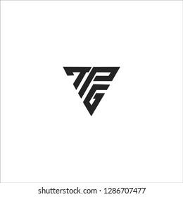 TP TPG Logo Design Modern