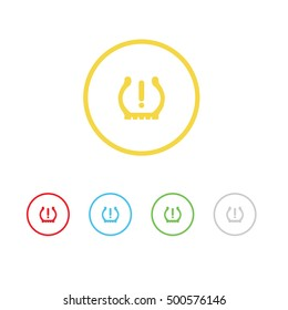 TPMS icon