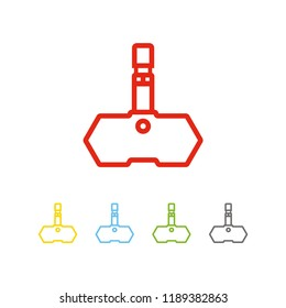 TPMS icons - Tyre pressure monitoring system