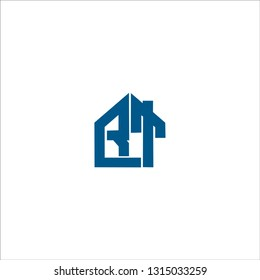 TR Initials Logo home