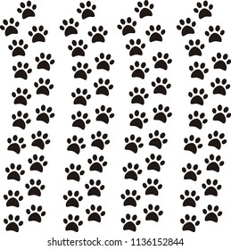 Patte Chien Stock Vectors Images Vector Art Shutterstock