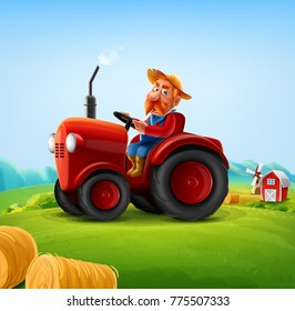 tractor set icons