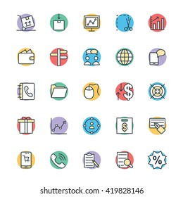 Trade Cool Vector Icons 3