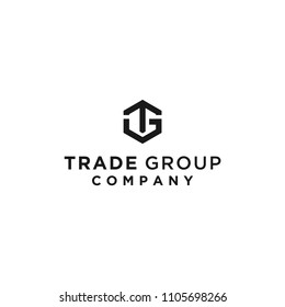 trade hexagon tg logo