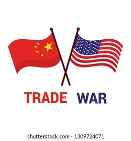 Trade war background