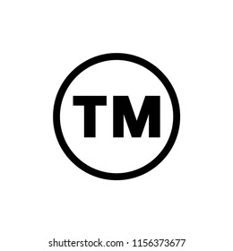 Trademark icon logo