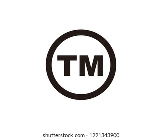 Trademark icon sign symbol