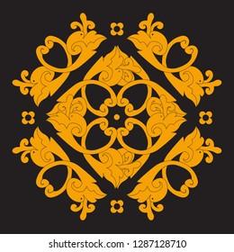 batik aceh images stock photos vectors shutterstock https www shutterstock com image vector traditional aceh pattern 1287128710