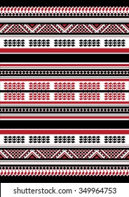 Traditional Handcrafted Etno Style Fabric Ornaments