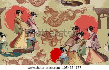 chinese vs japanese art