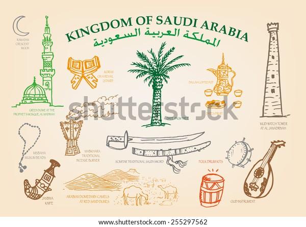 Saúdská Arábie datování