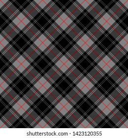 1686d5c25 The Traditional Modern Tartan of the Scottish Clan Moffat. Seamless pattern  for fabric, kilts
