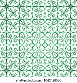 Traditional Tiles pattern