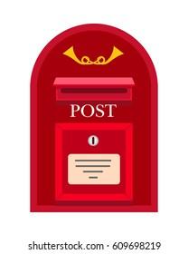 Wall Mount Mailbox Images, Stock Photos & Vectors | Shutterstock