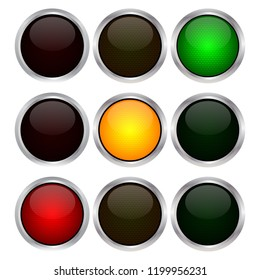 traffic lights combinated