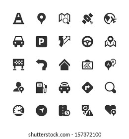 Traffic & Navigation icon