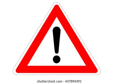 Traffic sign attention