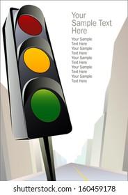 Traffic Signal - Get ready