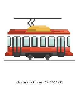 Train Pixel Art Images Stock Photos Vectors Shutterstock