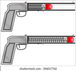 Tranquilizer Gun Spring