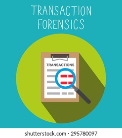 Transaction forensic services
