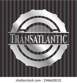 Transatlantic silvery emblem