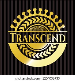 Transcend gold badge