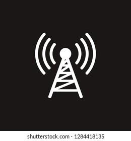transmitter icon. transmitter vector design. sign design
