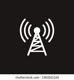transmitter icon. transmitter vector design. Sign design. Vector design. Logo. Vector illustration