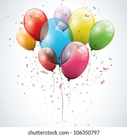 Birthday Balloons Funny Images Stock Photos Vectors