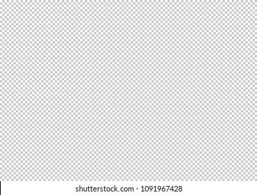 Transparent chess A4 gray and white seamless original background.  Transparent horizontal grid.