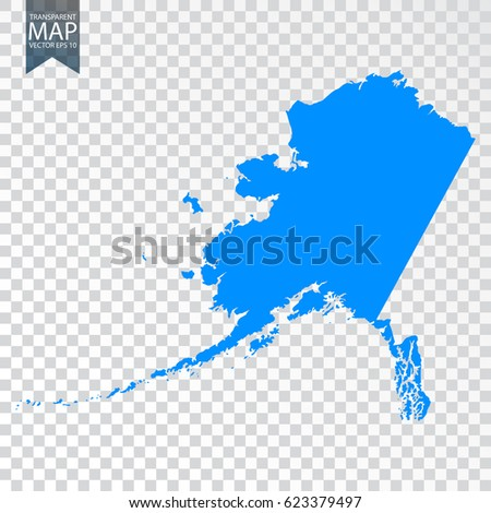 Detailed Map Of Alaska on