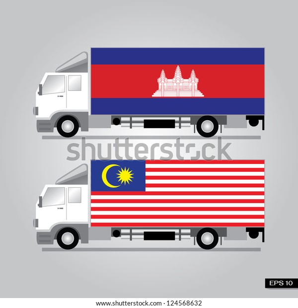 Transport Cambodia Malaysia Asean Economic Community Stock