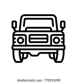 Transport - Land Rover