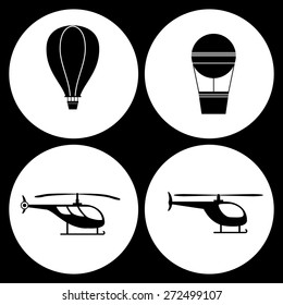 Transportation design over white background, vector illustration