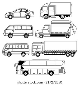 Transportation Vehicle Collection