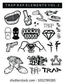 TRAP RAP ELEMENTS VOL 2